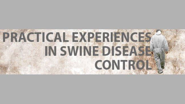 Practical experiences in swine disease control