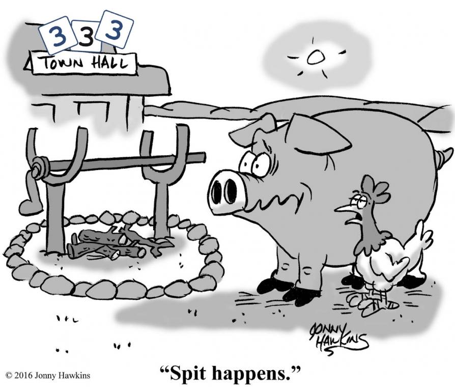 Spit happens 1