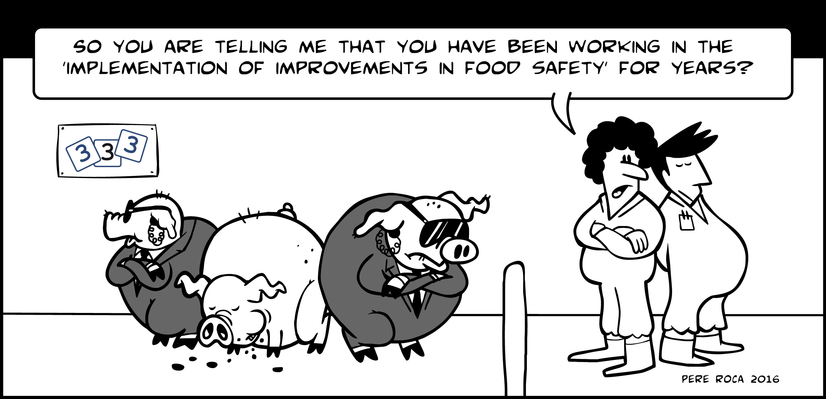 Food safety in the pig sector