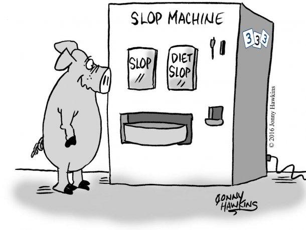 Slop Machine