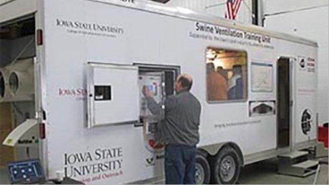 ISU: Swine Building Ventilation Workshops