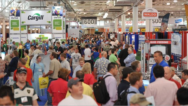 Marking 30 years of World Pork Expo, the 2018 event will feature the largest pork-specific trade show ever presented. New to Expo, the Jacobson Exhibition Center will join the Varied Industries Building and expanded outdoor space for more than 360,000 square feet of commercial exhibit space. Organizers expect 500 companies will display the latest technology, products and services for pork production.
