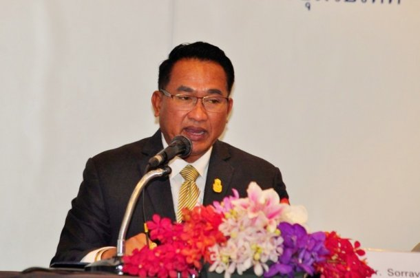 Dr. Sorravis Thaneto, Director General of Department of Livestock Development, Ministry of Agriculture and Cooperative