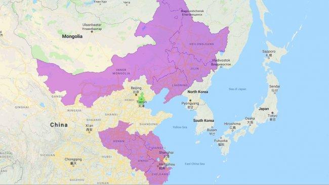 New ASF outbreak in China: Tianjin