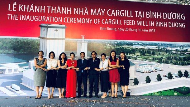 CFN Binh Duong inauguration
