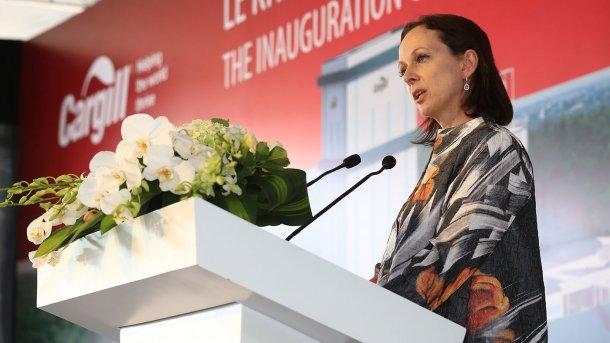 Opening speech by Philippa Purser