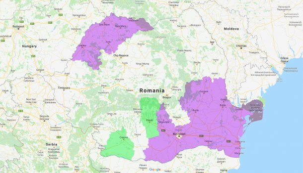 Dolj and Arges are the new counties affected by ASF.