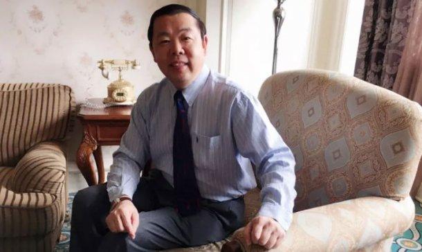 Jackson He Jingxiang, CEO of Yingzi Technology
