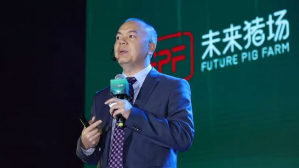 Mr. Shi Liang, President of Yangxiang Co.