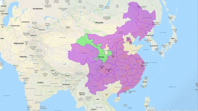 Gansu, new province affected by ASF.
