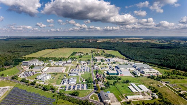 IDT BioPharmaPark site in Dessau-Rosslau (Germany)