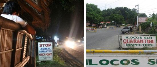 FMF quarantine in Philippines