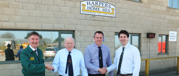 Feed specialists Massey Bros (Feeds) Ltd and Harpers Home Mix Ltd have merged