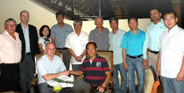 Joint Venture Agreement Finalized: Japfa Hypor Genetics Company a Fact