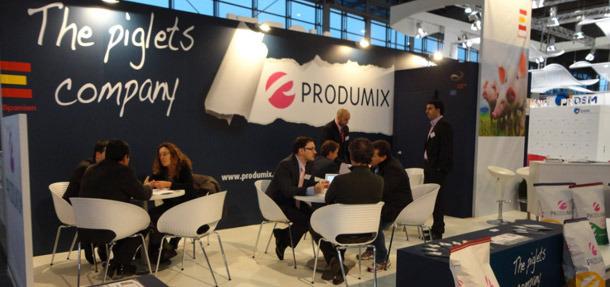 Produmix at Eurotier