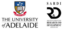 University of Adelaide  and SARDI