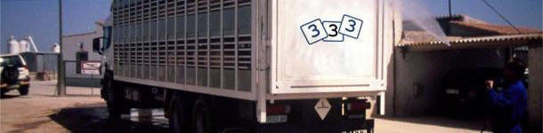 Disinfecting Truck