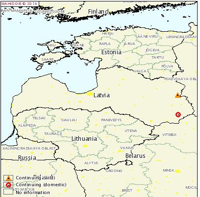 CSF Latvia