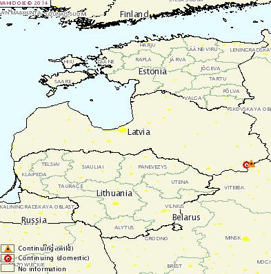 ASF Latvia